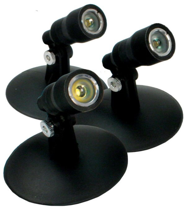 LED Landscape Lighting By Aquascapes ,Transfers With Light Sensor